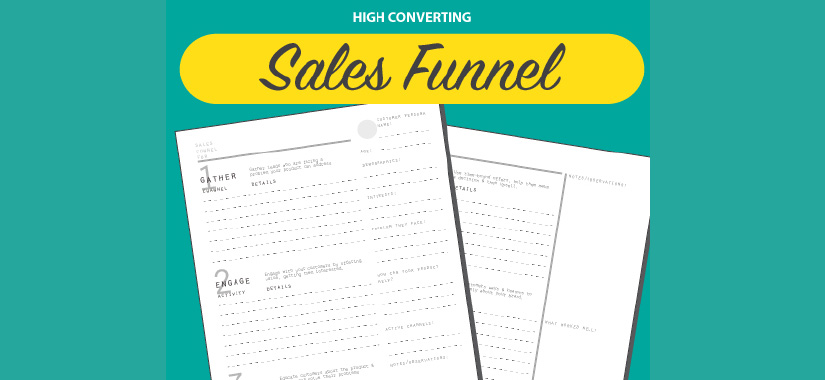Sales Funnel Template that Works [Free Download PDF + Excel]