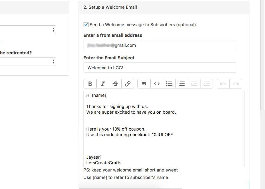 wordpress autoresponder plugin